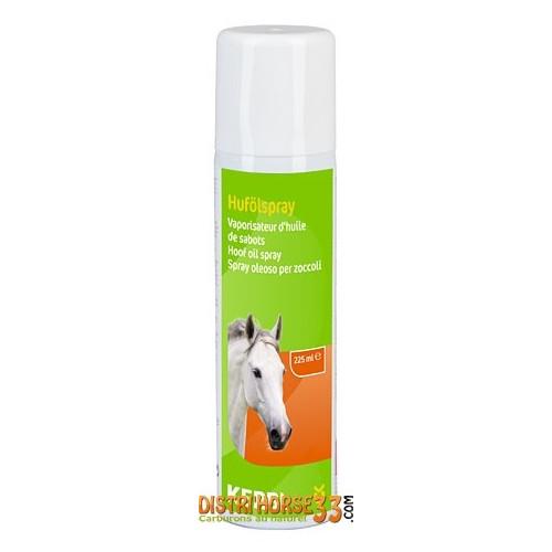 Huile pour sabots en Spray - Soin des sabots du cheval