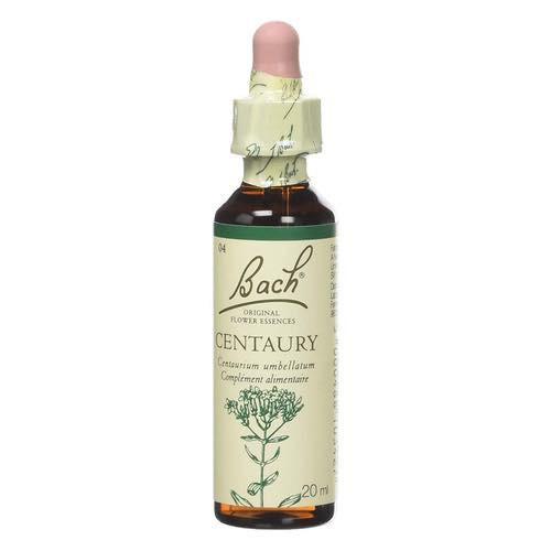 Centaury - Petite Centaurée - Fleurs de Bach® n°4