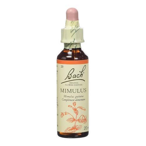 Mimulus -  Fleurs de Bach n°20