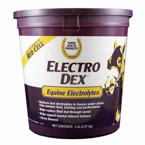 ELECTRO DEX - Electrolytes Cheval