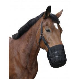 Muselière panier - Pour poney