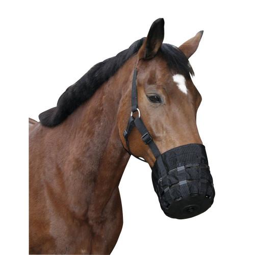 Muselière/panier - Pour poney