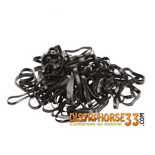 Elastiques à natter pour le cheval