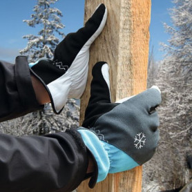 Gants de travail - spécial hiver