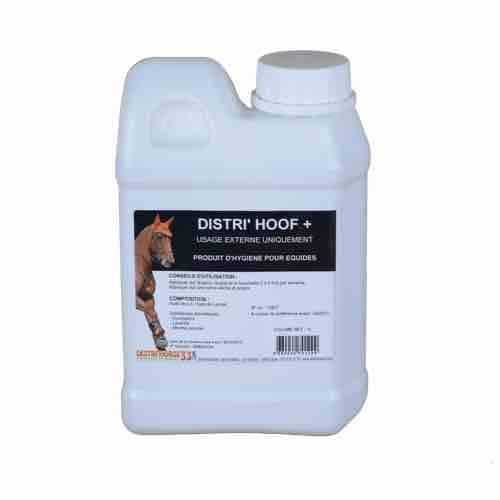 Distri'Hoof + 1L - Huile pour sabot chevaux