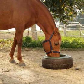 Mangeoire de Pré - Pour pneu