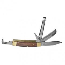 Couteau de Randonneur - Spécial équitation