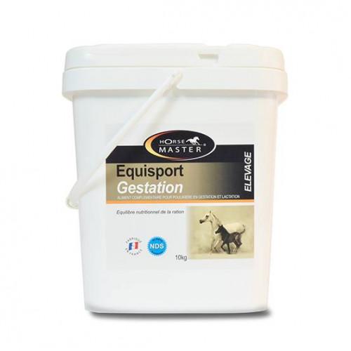EQUISPORT GESTATION - Supplément minérale pour jument en lactation ou gestante