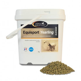 Equisport Yearling - Croissance harmonieuse du poulain