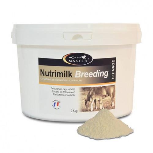 Lait substitution pour poulain orphelin - Nutrimilk Breeding
