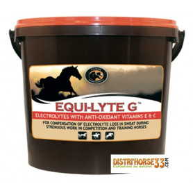 Equi-Lyte G - Réhydratant cheval